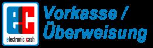 Vorkasse-ueberweisung